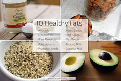 hormones healthy fats